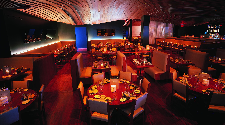 Fix Restaurant Bar Bellagio Hotel Casino