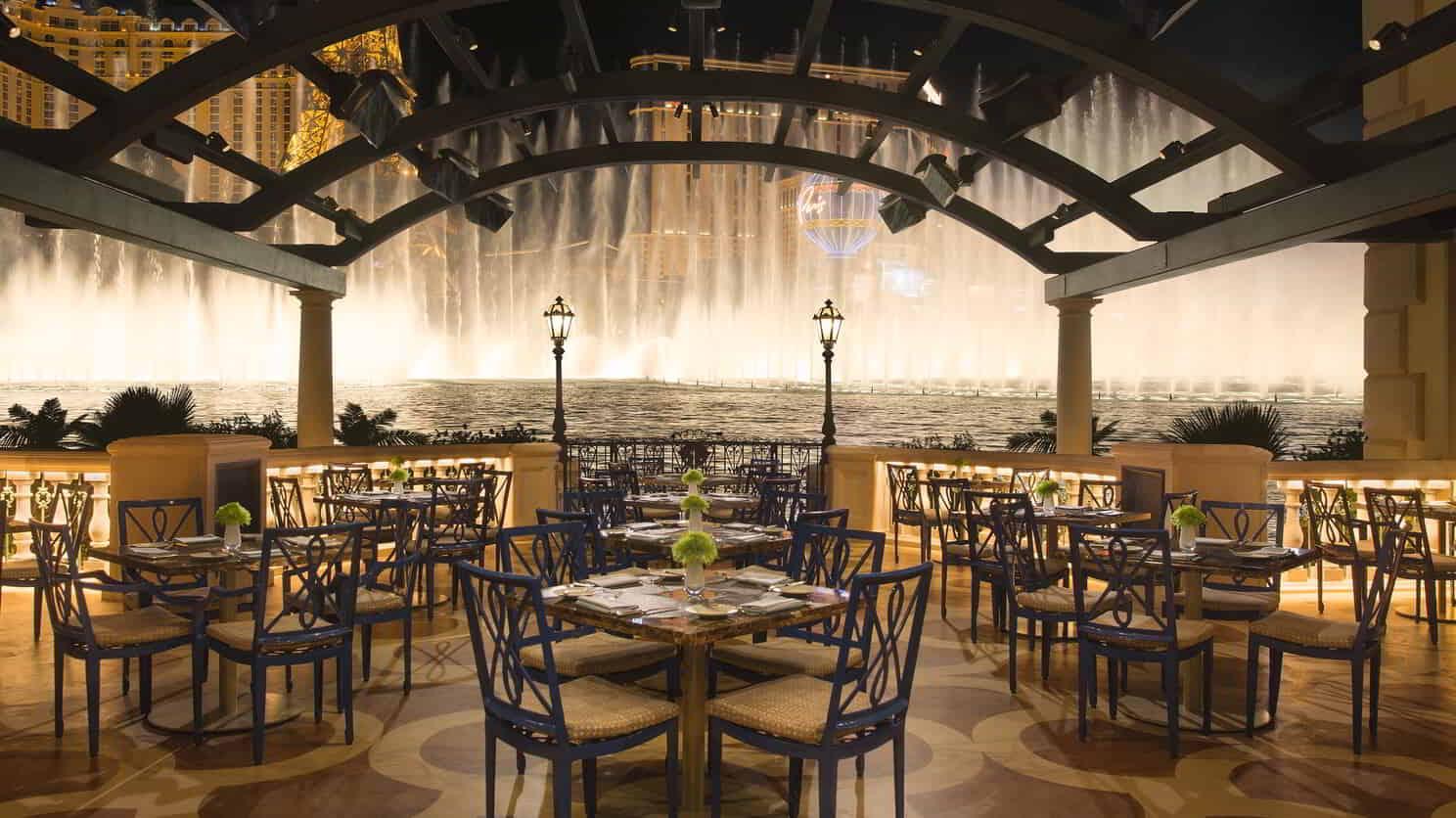 Prime Steakhouse Best Steak In Las Vegas Bellagio Hotel Casino