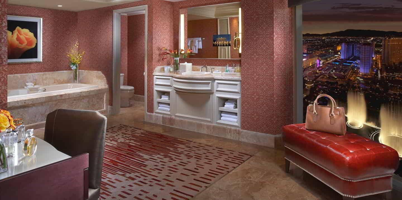 Cypress Suite Bellagio Las Vegas Bellagio