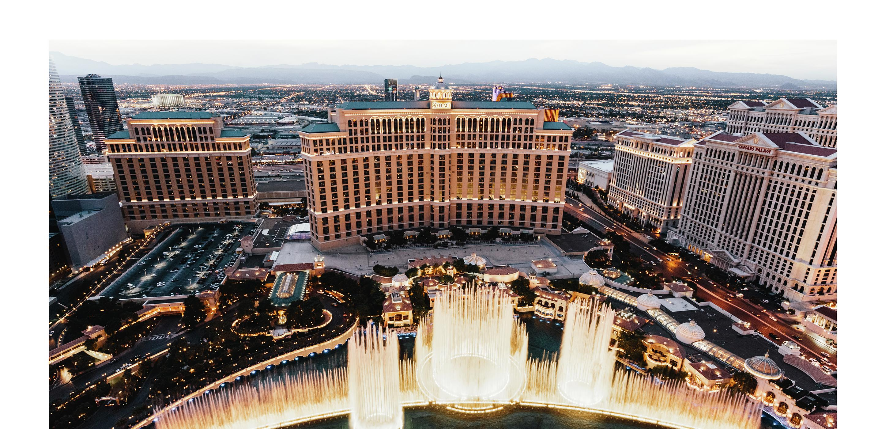 Self Parking & Valet Parking - Bellagio Hotel & Casino
