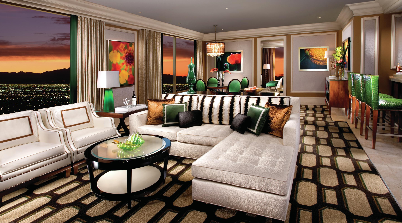 Penthouse Suite Bellagio Hotel Amp Casino