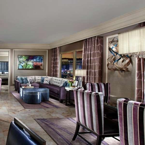 Two bedroom penthouse suite bellagio las vegas bellagio - Two bedroom penthouses las vegas ...