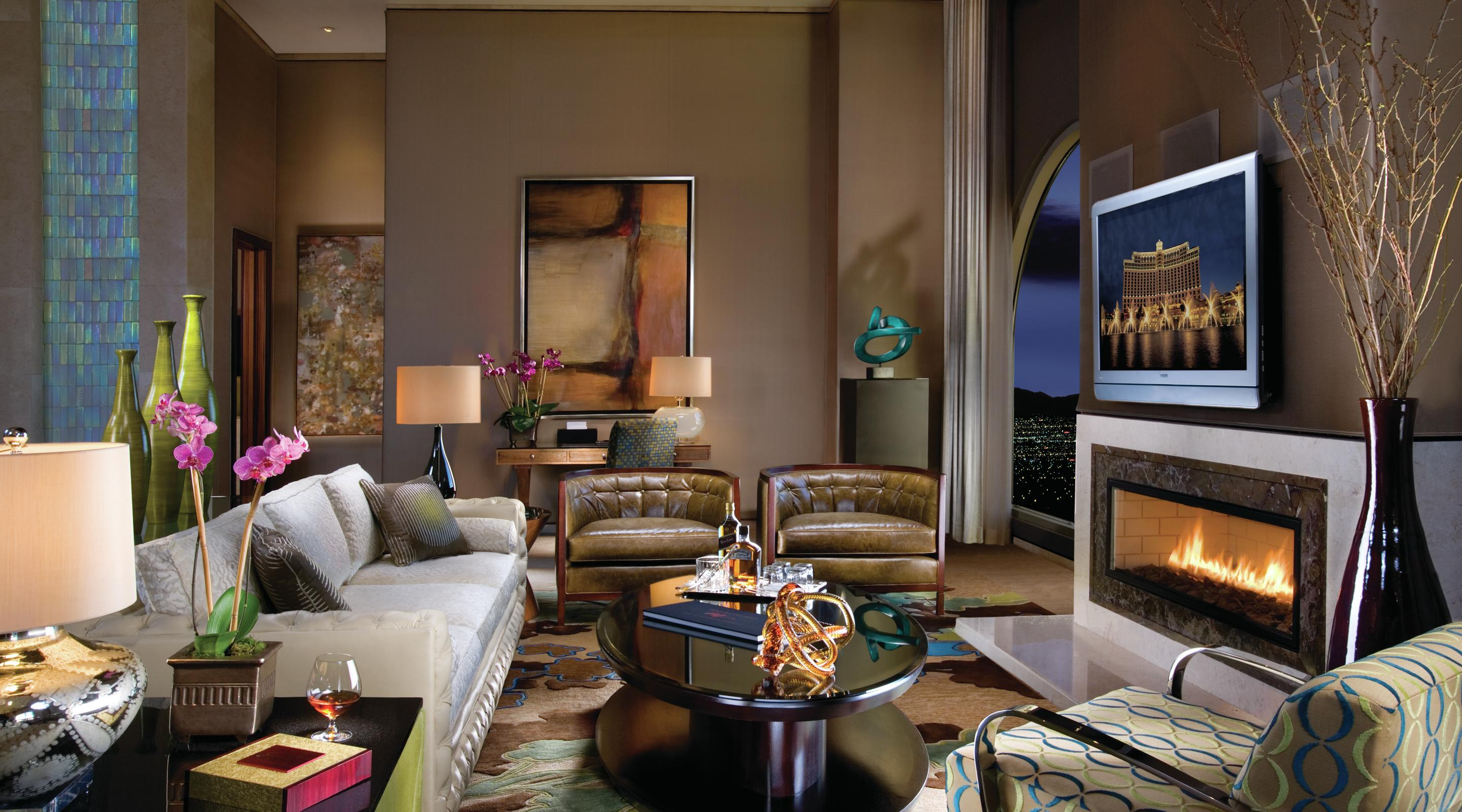 Presidential Suite Bellagio Las Vegas Bellagio Hotel