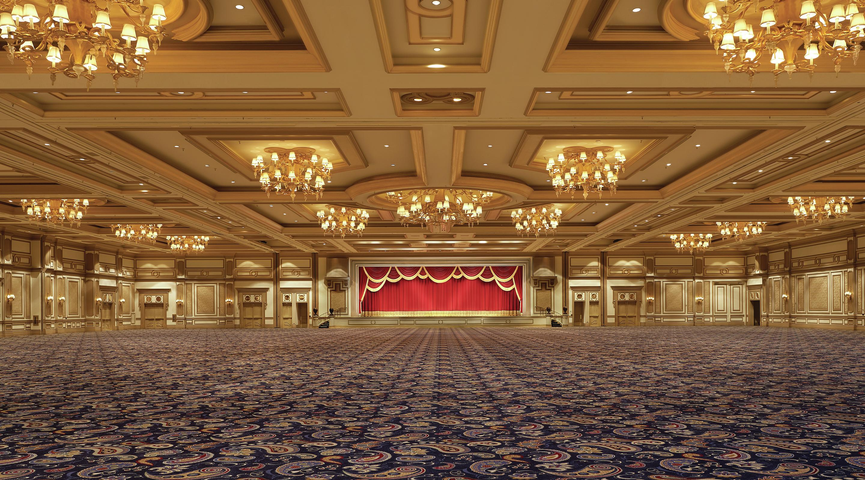 Las Vegas Meeting Rooms & Spaces - Bellagio Hotel & Casino